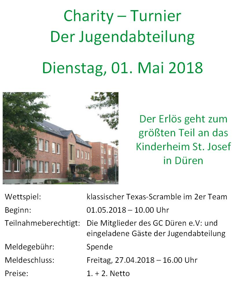 Charity turnier Jugend