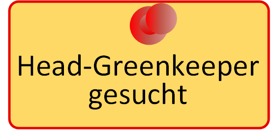 Head Greenkeeper Stellensuche